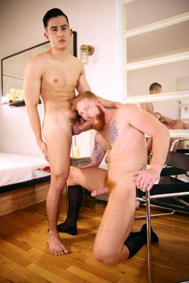 Bennett Anthony & Jacob Ladder
