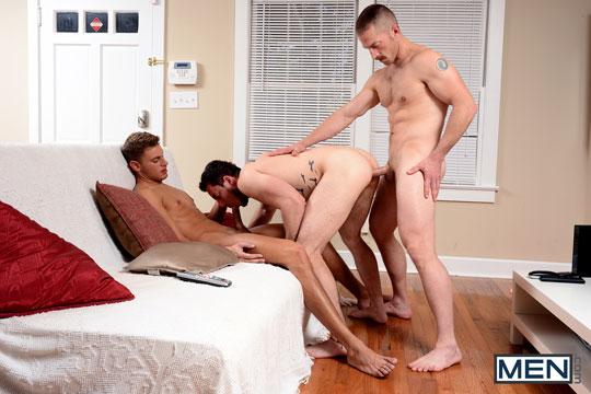 Adam Herst, Andres Moreno, Luke Alexander