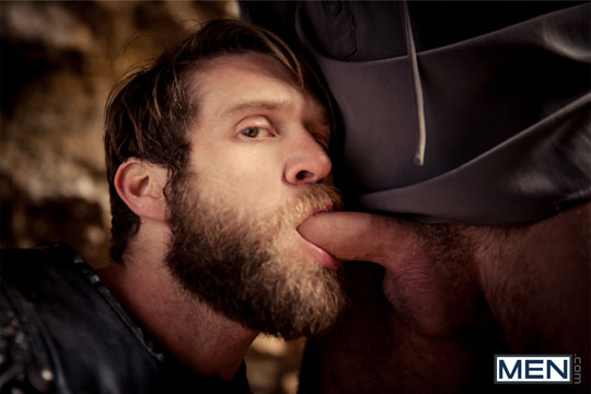 Colby Keller and Toby Dutch