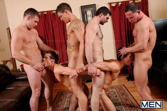 Aaron Anderson, Hayden Richards, Liam Rosso, Luca Rosso, Sebastian Young, Tony Paradise