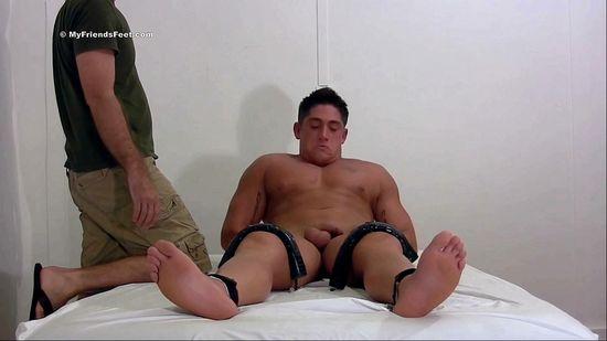 Tucker Captured and Tickled Naked