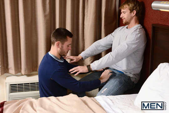 Cameron Foster and Brenner Bolton in My Best Friend's Husband Part 1