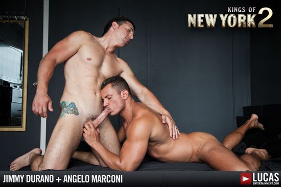 Jimmy Durano and Angelo Marconi from Kings of New York Season 2
