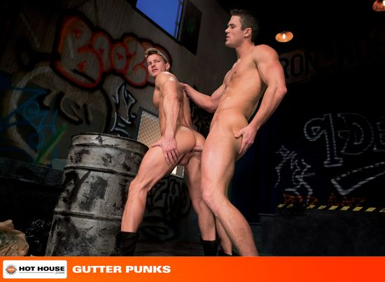 Ryan Rose and Darius Ferdynand
