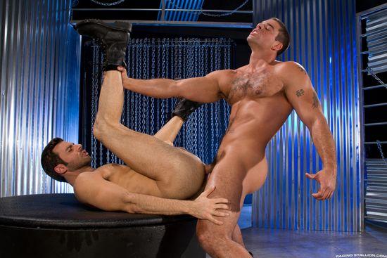 Dario Beck and Derek Atlas