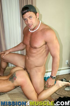 Servicing Michael Anthony