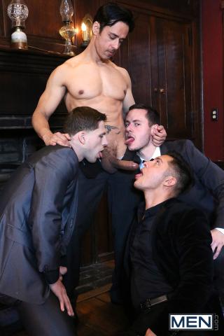 Brenner Bolton, Rafael Alencar, Roman Todd, Seth Santoro