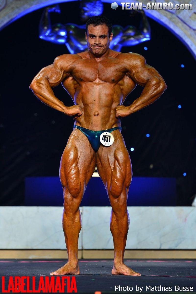 2015 Arnold Amateur Brazil