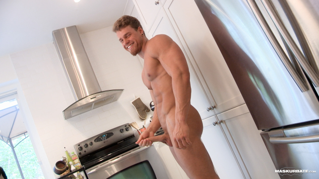 Maskurbate: Brad in Housewarming Party