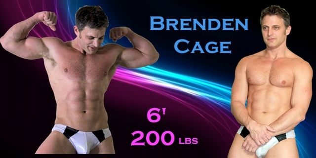 Thunders Arena Brenden Cage