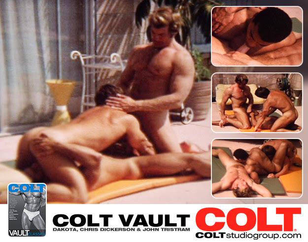 Colt Vault Dakota, Chris Dickerson, John Tristram
