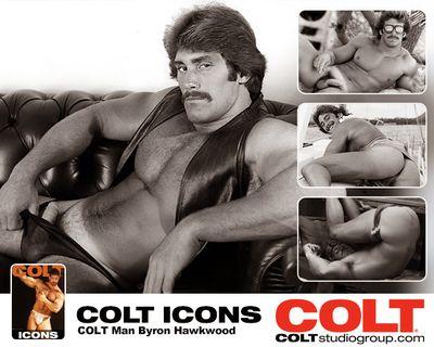 Colt Icon Byron Hawkwood