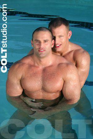 Chris Wide and Roger Danik