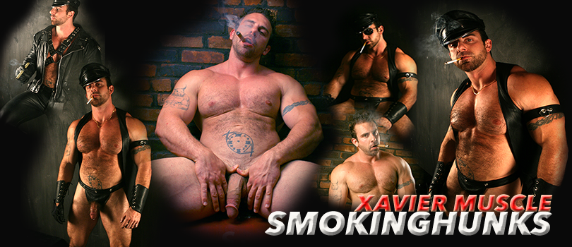 Smoking-Hunks-Xavier