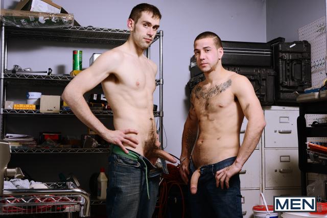 Dimitri Kane and Patrick Isley
