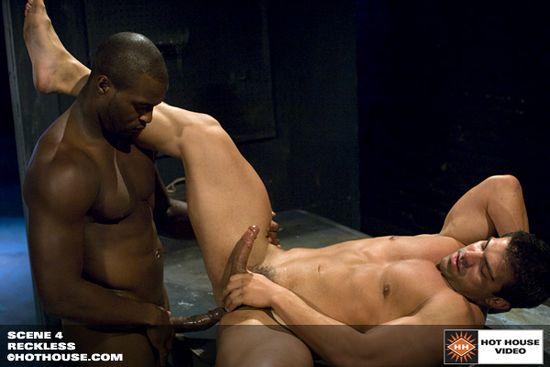 Damien Holt and Vince Ferelli