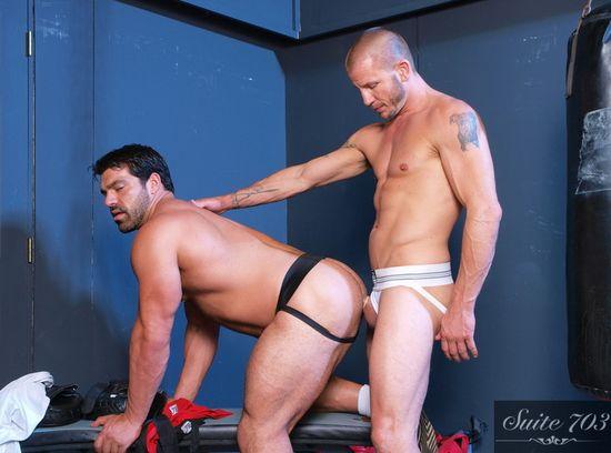 Brenn Wyson and Vince Ferelli