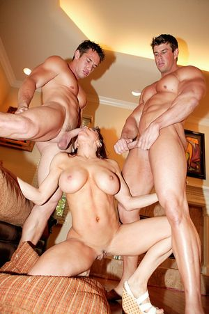 Zeb Atlas, Devon, and Johnny Castle