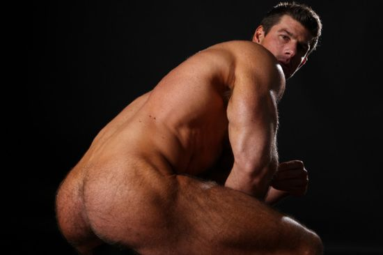 Zeb Atlas Nude on Black