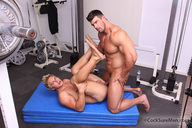 Zeb Atlas and Brady Jensen