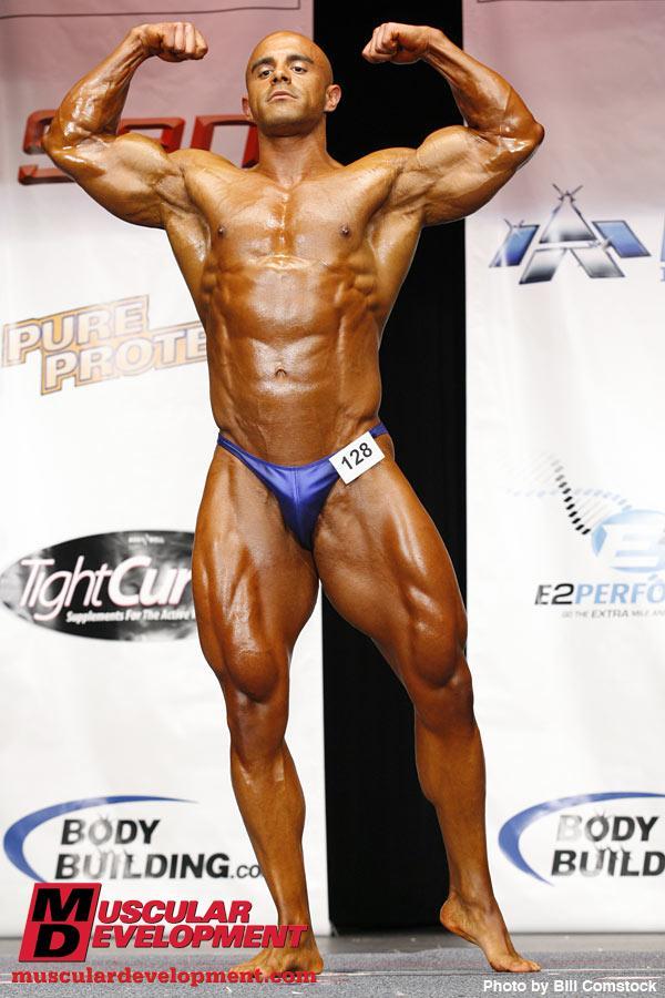 Daniel Rivera - 2009 San Diego Bodybuilding Championships