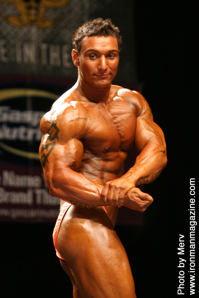 2007 Los Angeles Bodybuilding Championships