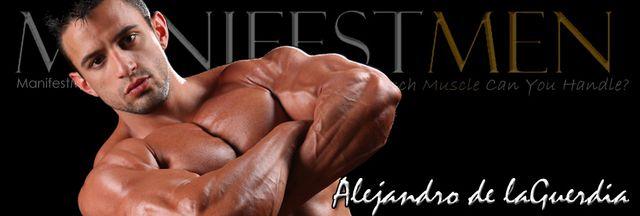 Manifest Men Alejandro de la Guardia