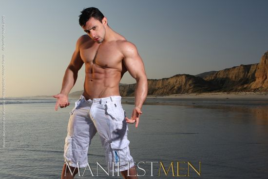 Manifest Men Alejandro de la Guardia Ocean View