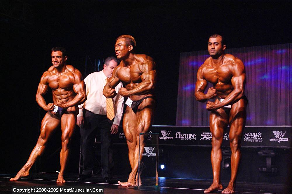 2008 Musclemania World