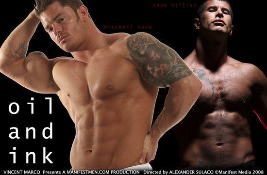 Mitchell Rock & Adam Killian