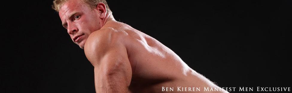 Manifest Men Exclusive Ben Kieren
