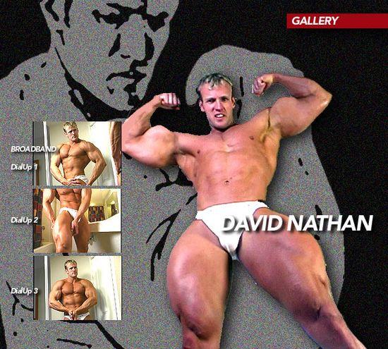 Muscle Worship Dave Nathan
