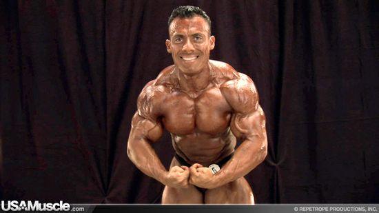 Angel Vargas - 2010 IFBB PBW Tampa Pro Bodybuilding Championships