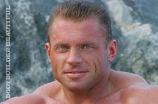 Bodybuilder Beautiful Evgeny Mishin