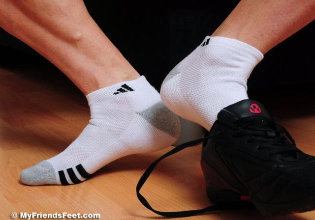 Sasha's Size 11 Bare Feet & White Socks_08