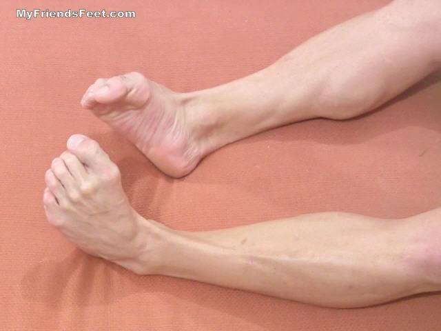 Worship Ace's Feet & Socks Until He Cums!