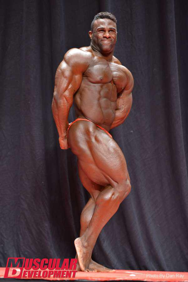 Benny Brantley - 2015 NPC USA Championships