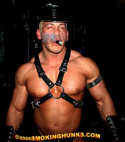 Smoking Hunks Jason Lord