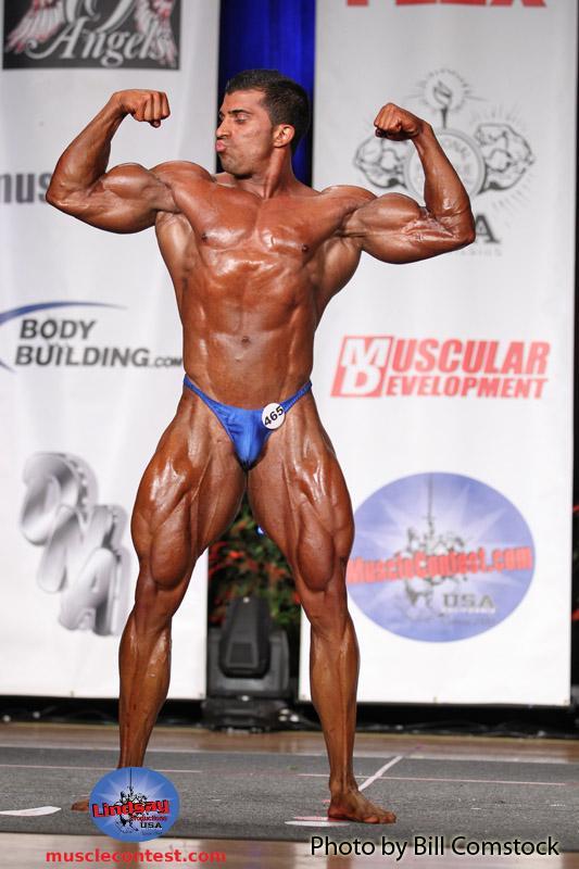 Viorel Marasoiu - 2012 NPC Excalibur Championships