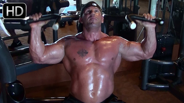 Mission 4 Muscle Tristan Cage