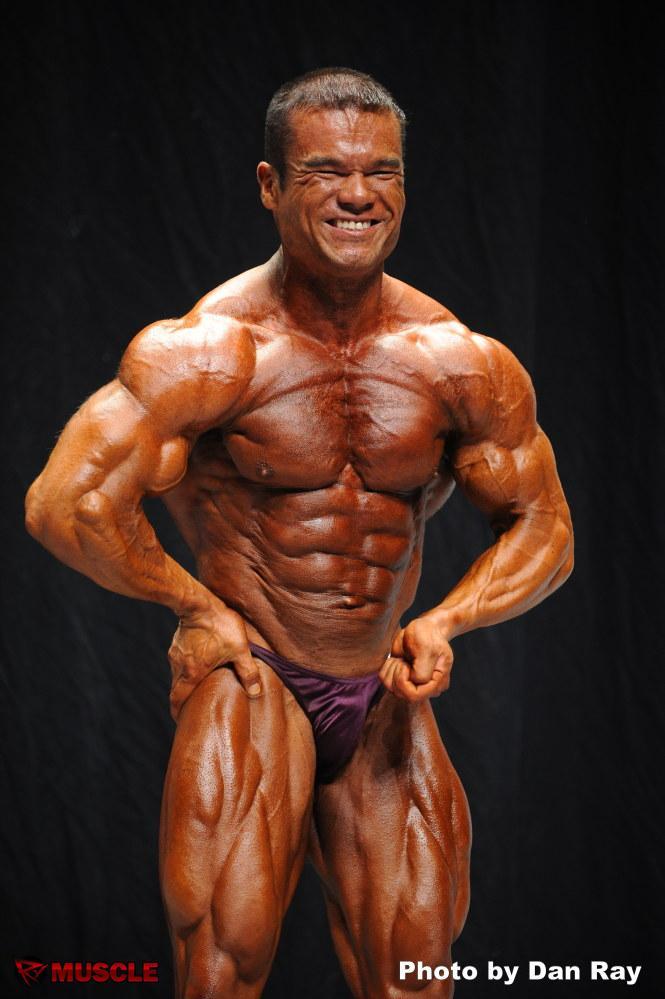 Troy Tate - 2012 NPC USA Championships