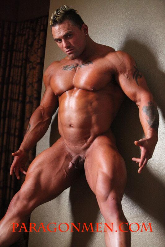 guy worship Muscle