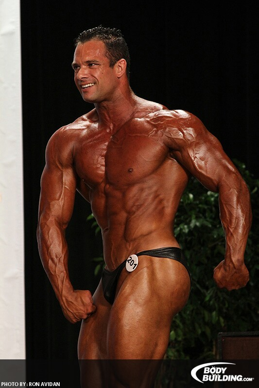 Chris Kimber - 2011 NPC Los Angeles Bodybuilding Championships