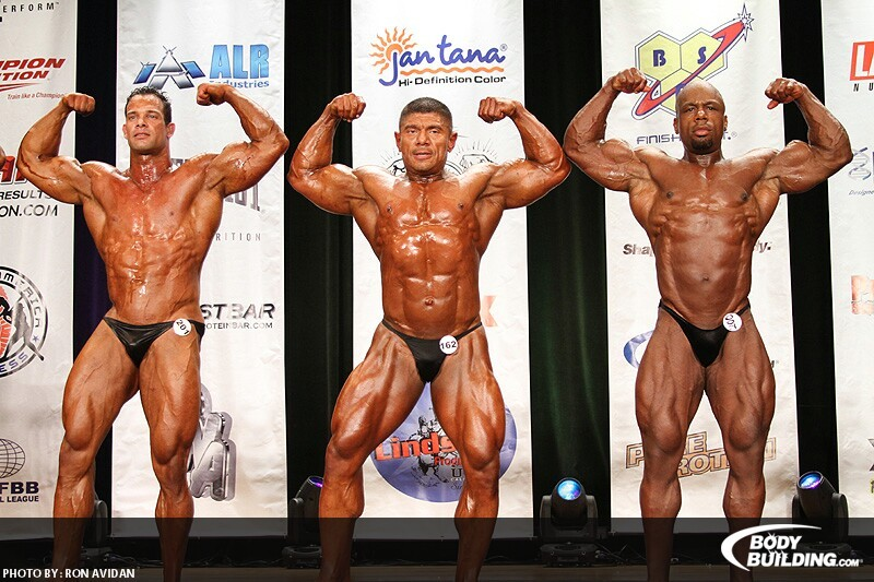 Chris Kimber - 2011 NPC Los Angeles Bodybuilding Championships