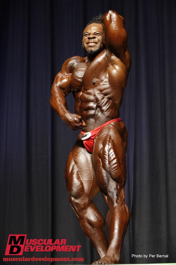 Kai Greene - 2009 Arnold Classic