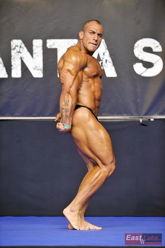 Wesley Gasparotto - 2012 IFBB European Juniors & Masters Championships