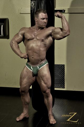 Gerard Dietrich Pumped-up Workout 122