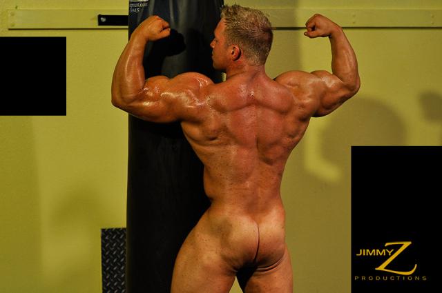 Gerard Dietrich Pumped-up Workout 130