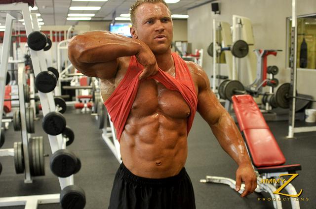 Gerard Dietrich Pumped-up Workout 013