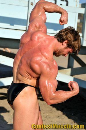 Contest Muscle Derek Duszynski 36